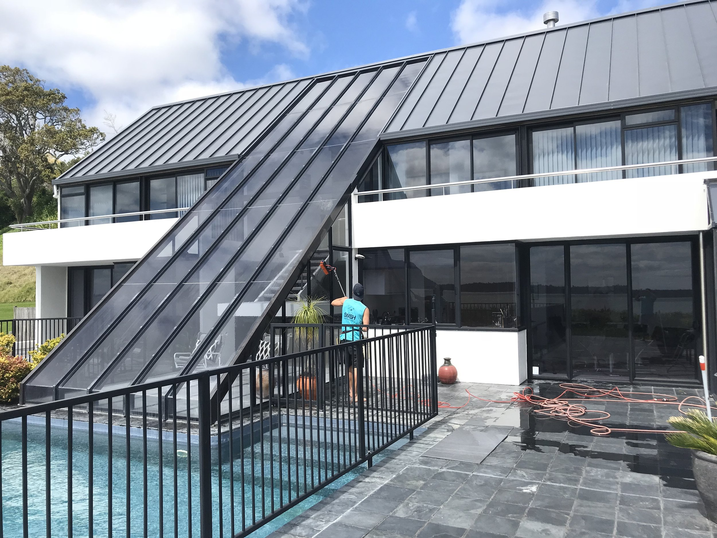 Tauranga Residential Window Cleaning