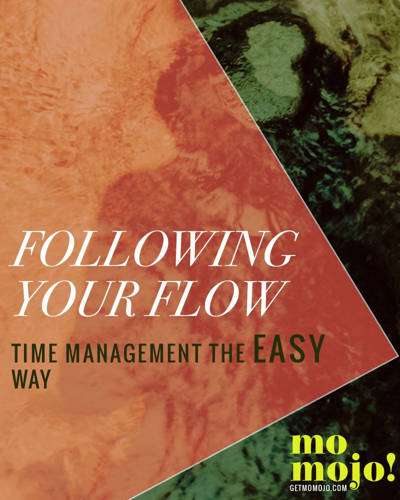 """If you're ever feeling down on yourself for not being """"productive"""" enough, it's time to make your schedule work for you rather than you working for your schedule. Learn how I do time management the EASY way, that feels good!"""