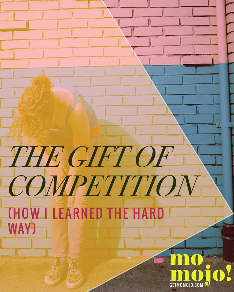 A story of competition, ego and resentment over the interwebs between two very similar businesses- what I learned about competition and comparison the hard way (so hopefully you don't have to?)