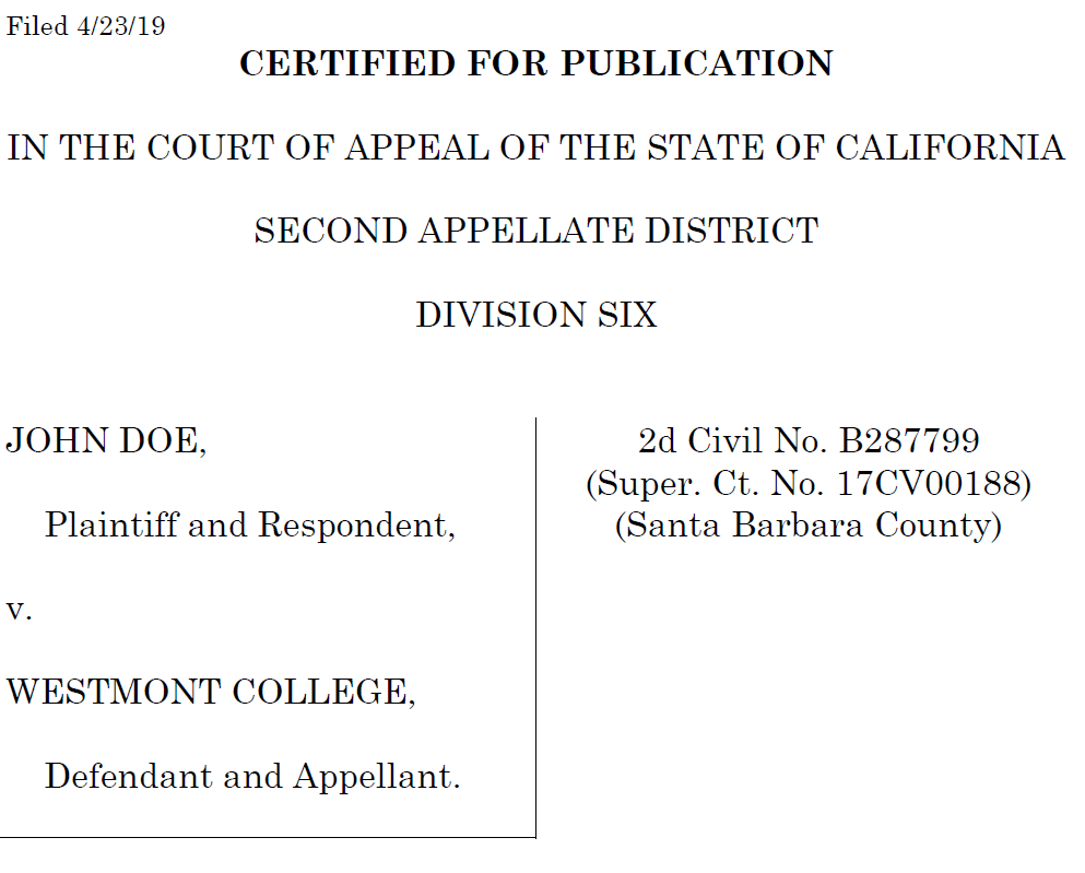 California Circuit Court Records