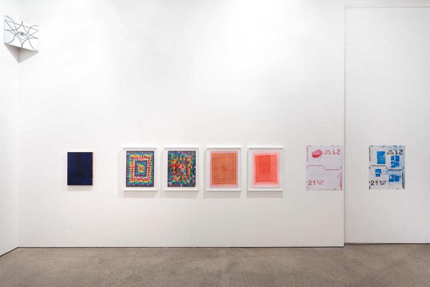 The Painter of Modern Life at Anton Kern