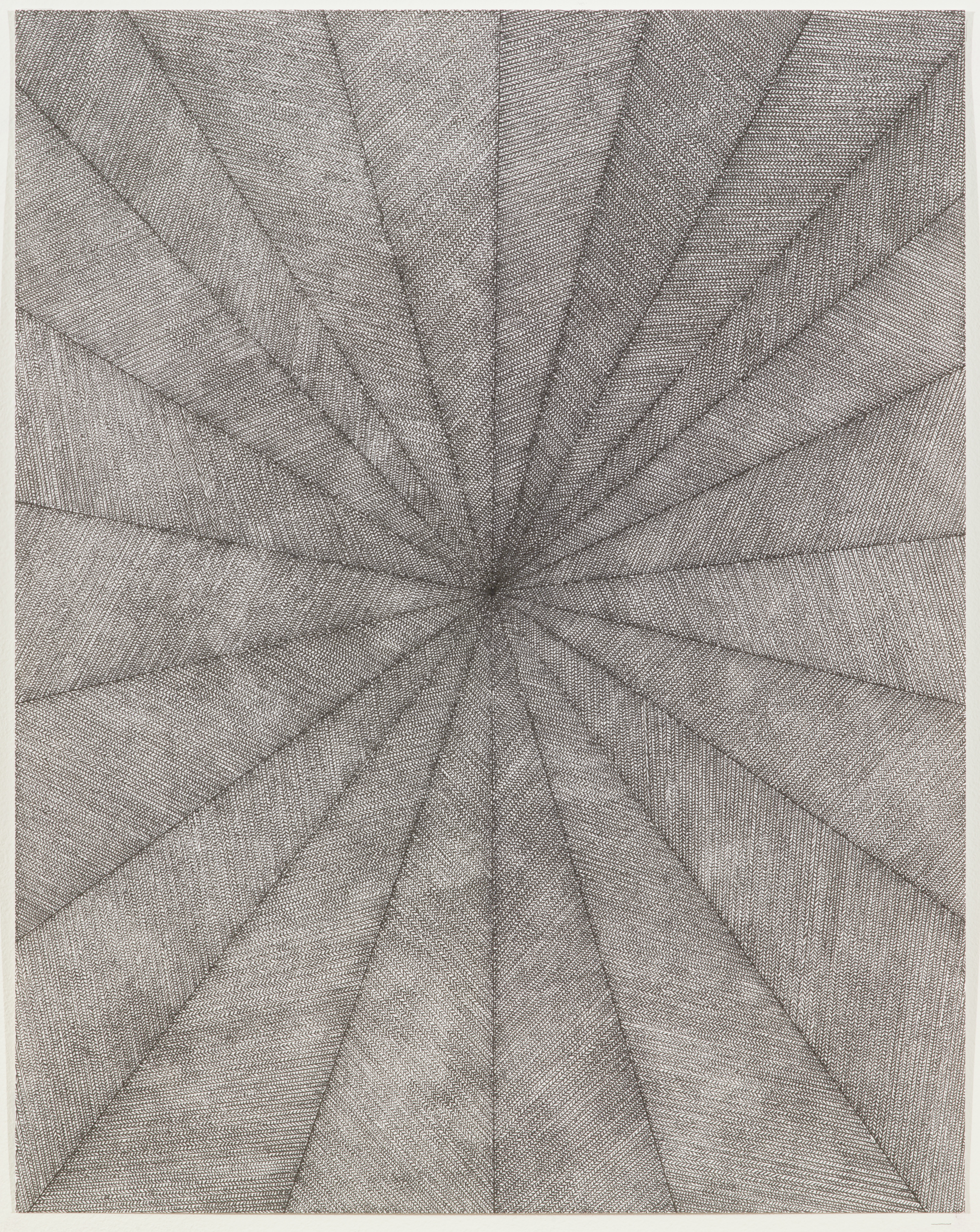 """Book 6 Volume 1 Page 1, 2018  in """"Richard Tinkler: Drawings"""" at 56 Henry."""
