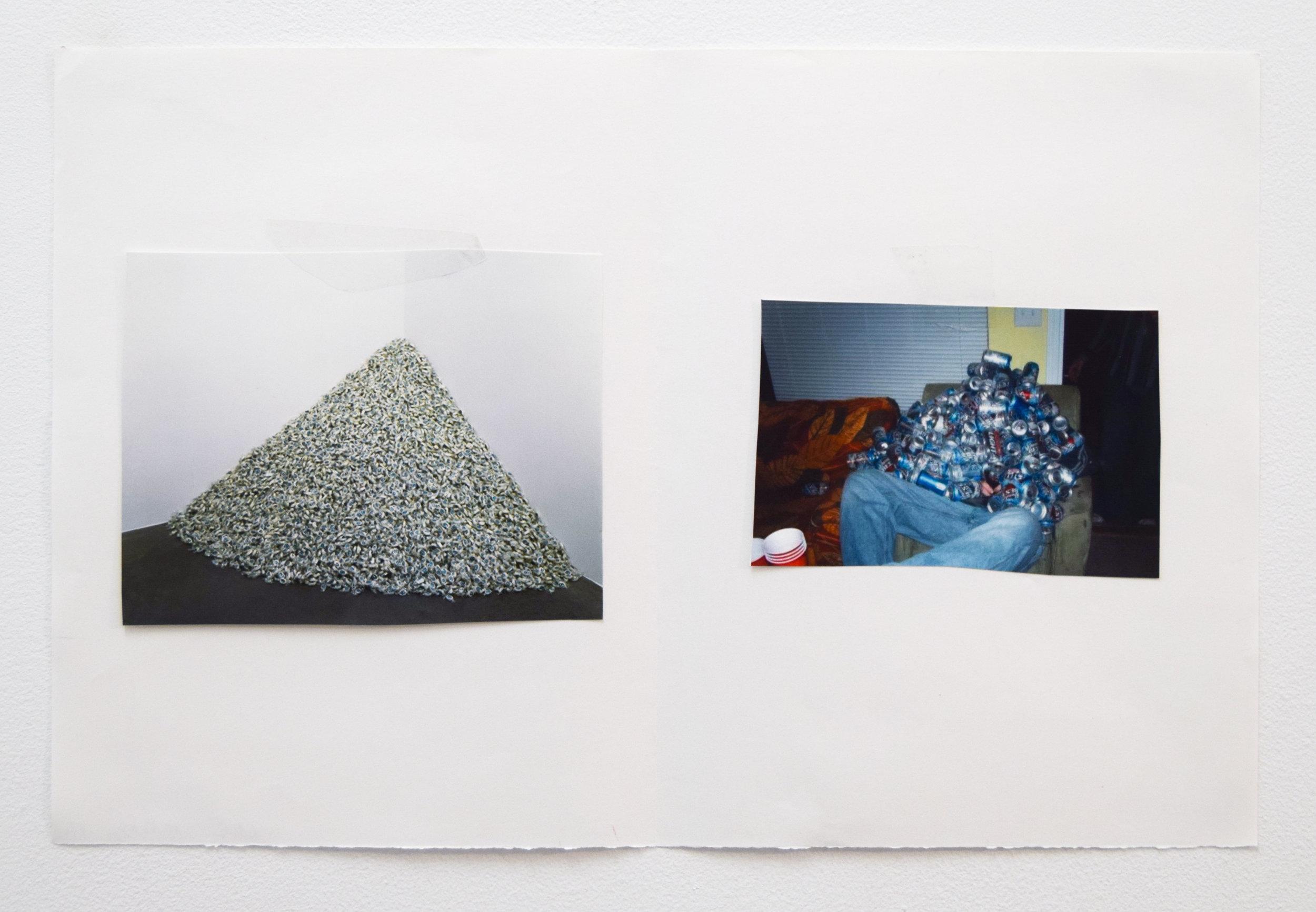 Comparison 70,  Al Freeman, 12.5 x 19 inches, 31.8 x 48.3 centimeters
