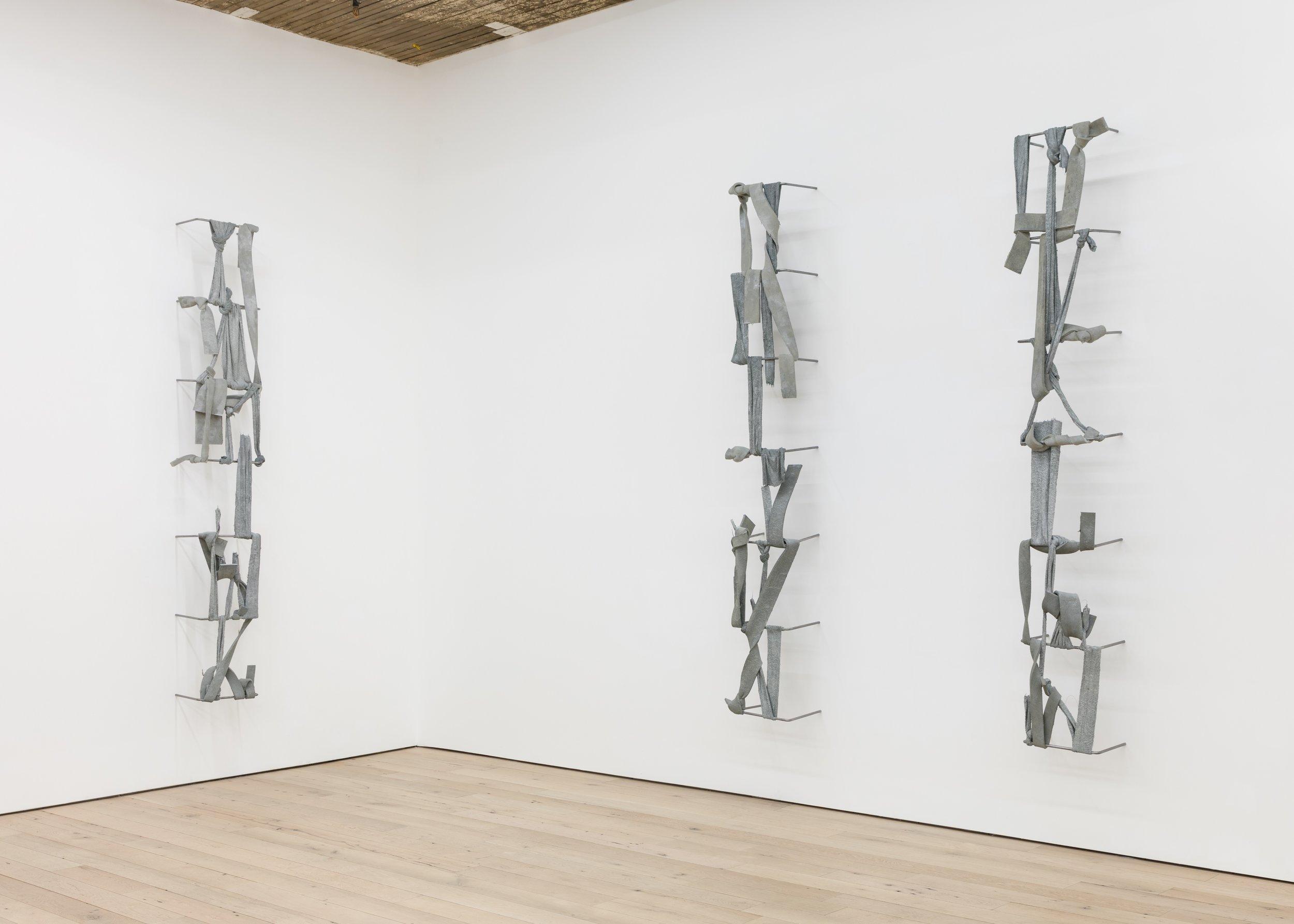 Fall Apart, Martos Gallery, 2019, Installation View 1