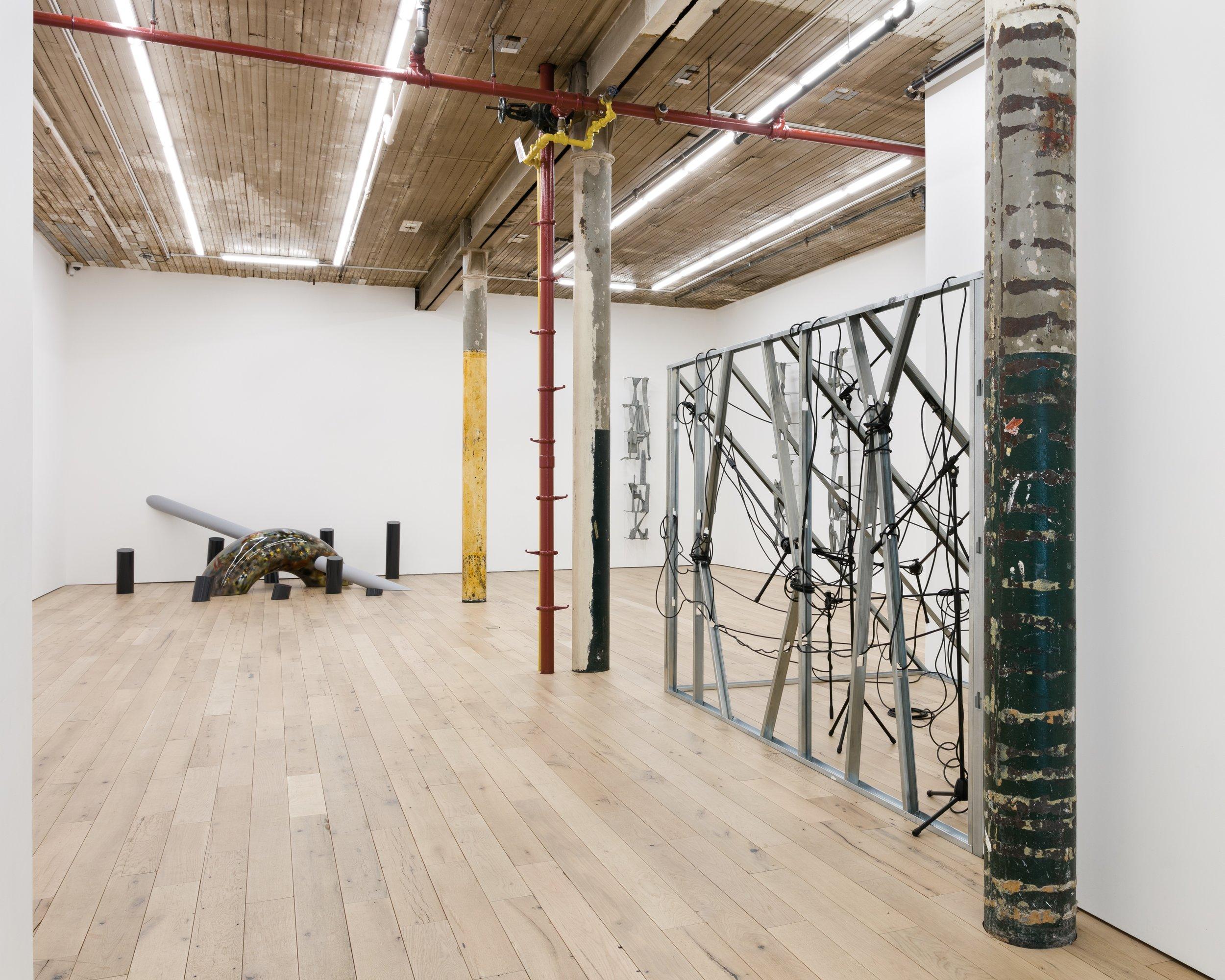 Fall Apart, Martos Gallery, 2019, Installation View 2
