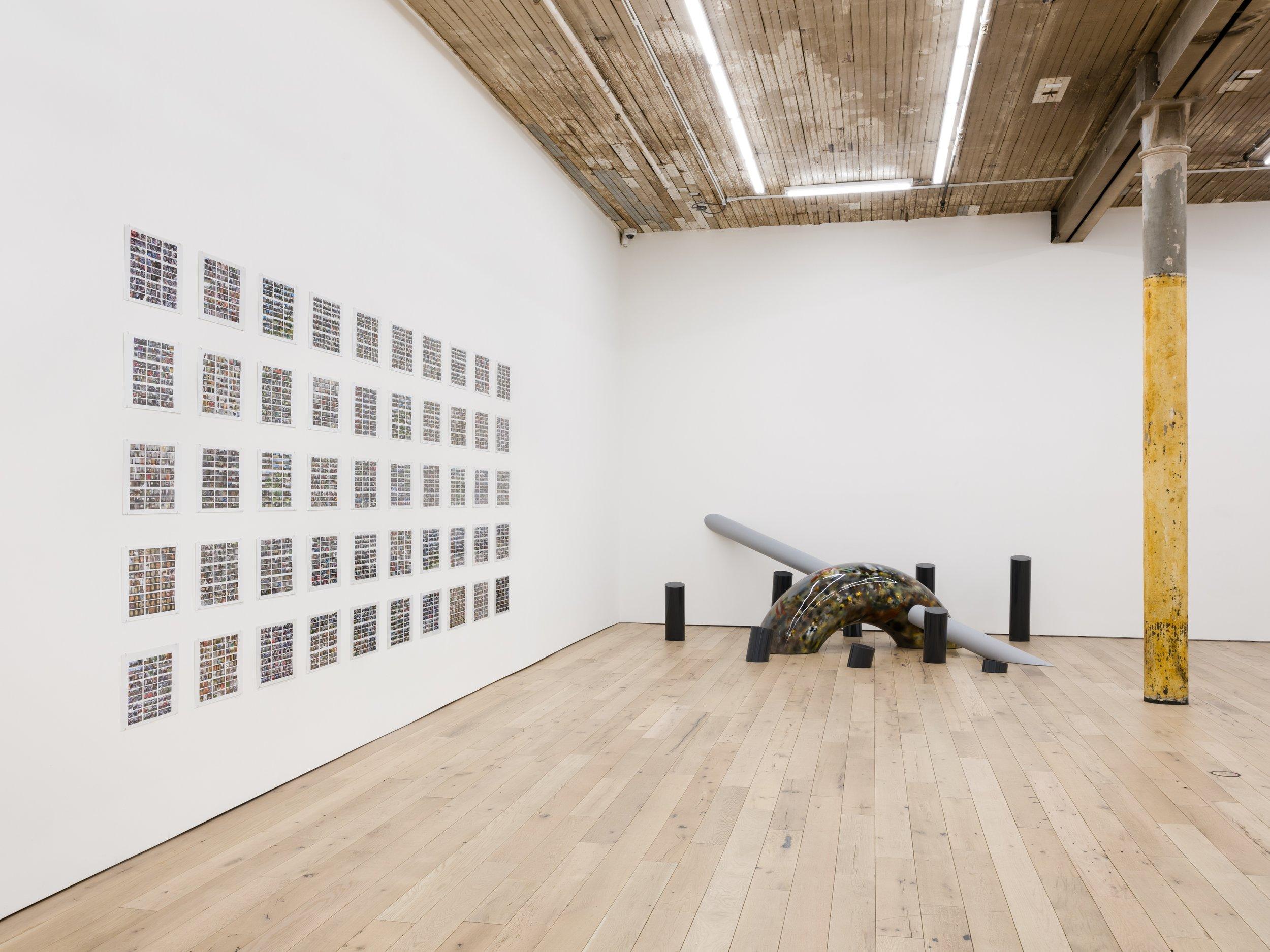 Fall Apart, Martos Gallery, 2019, Installation View 3