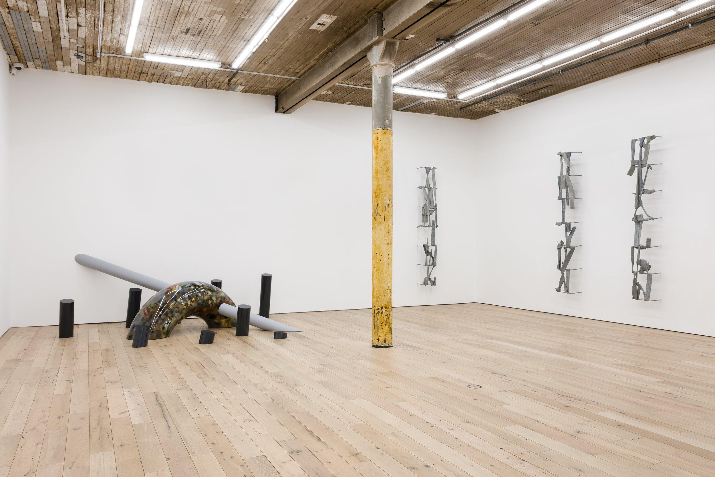 Fall Apart, Martos Gallery, 2019, Installation View 5