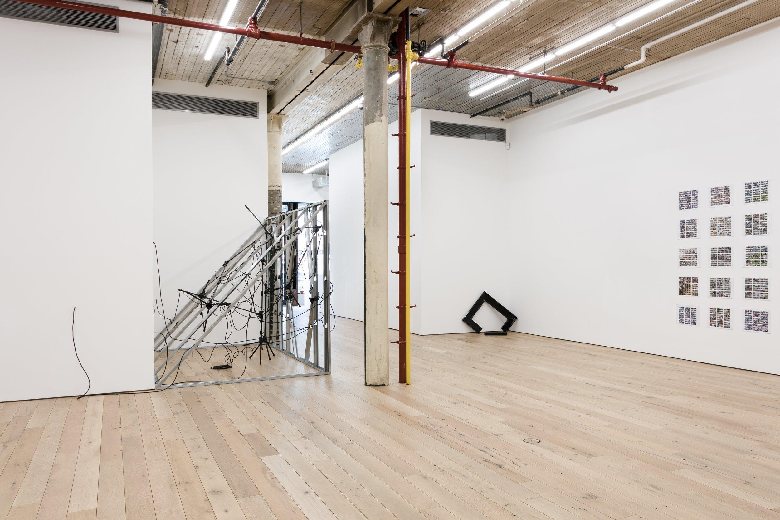 Fall Apart, Martos Gallery, 2019, Installation View 6