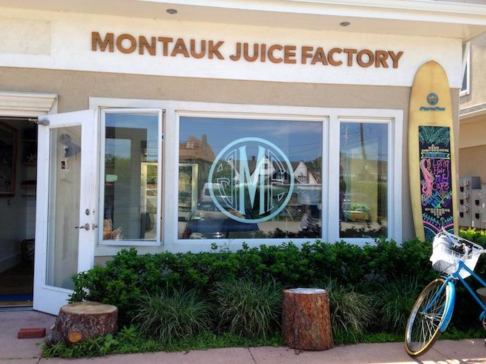 Montauk Juice Factory // Montauk, NY