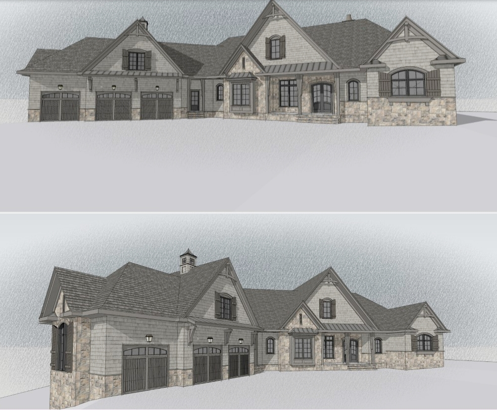 New Construction - Governors Club - Chapel Hill