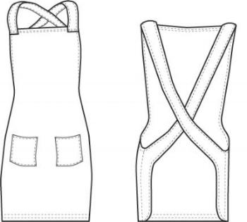Initial Garment Illustration