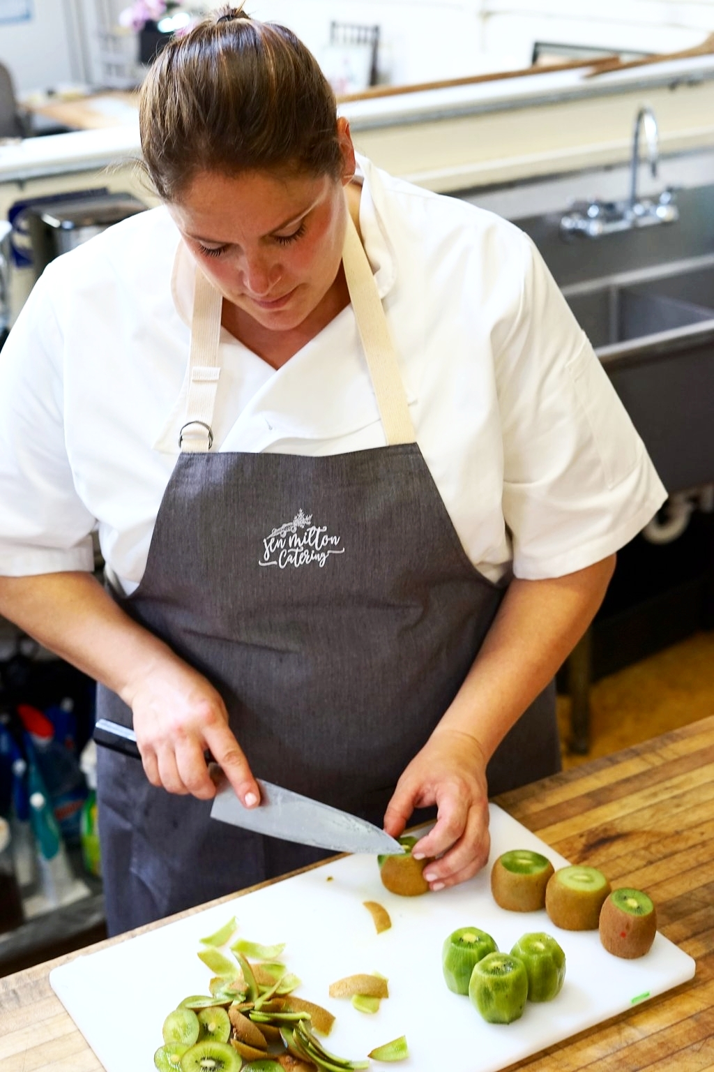 Jen Milton Catering is an environmentally conscious catering company focused on providing Bay Area businesses with fresh, locally sourced, seasonal menus. -
