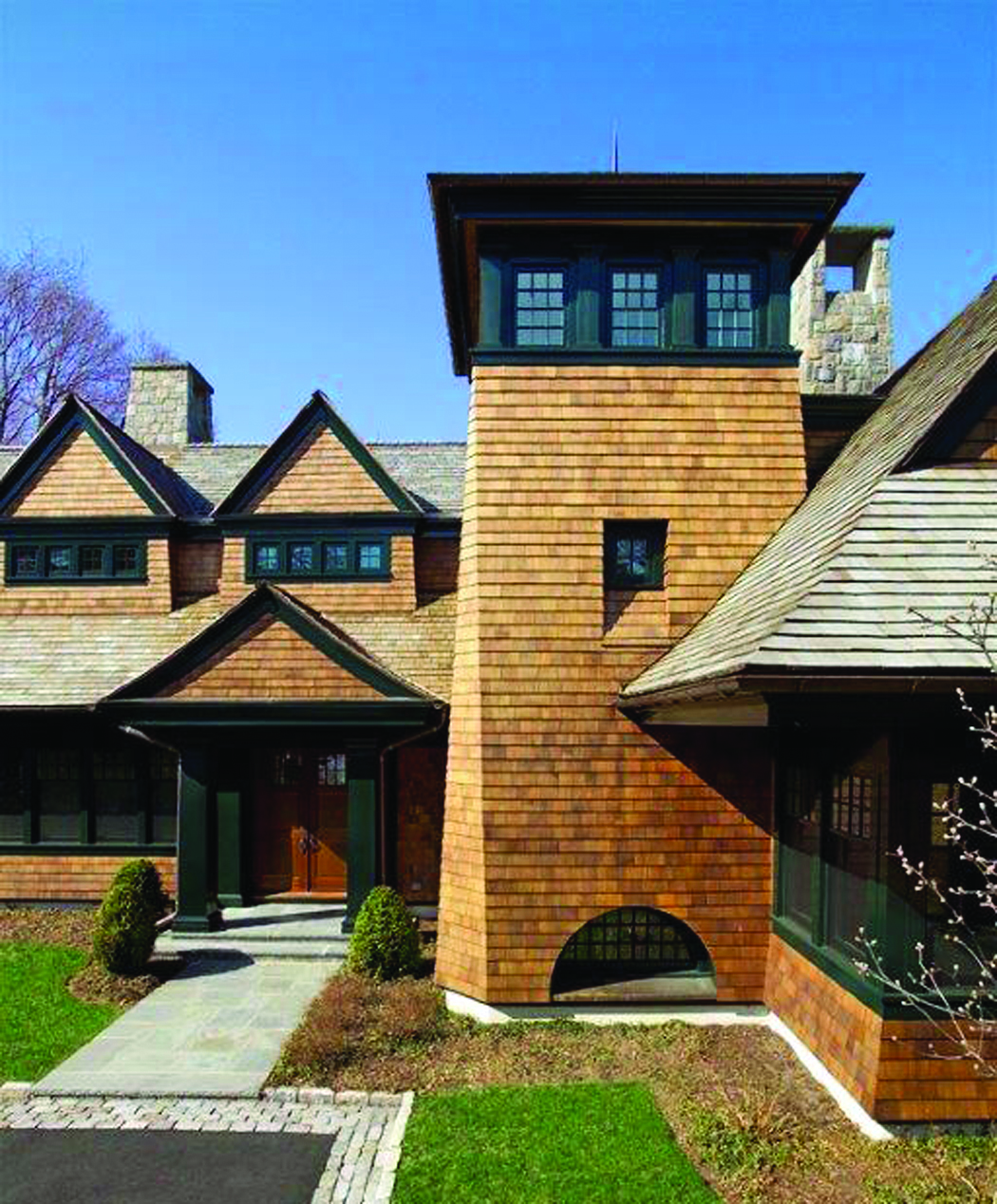 Towered-Shingle-Style-Old-Greenwich-Davenport
