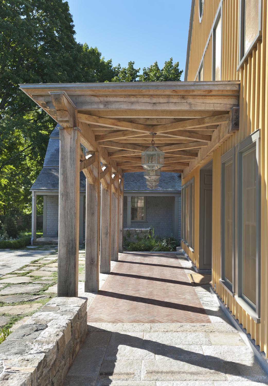 Historic farm renovation   New Construction   Redding CT