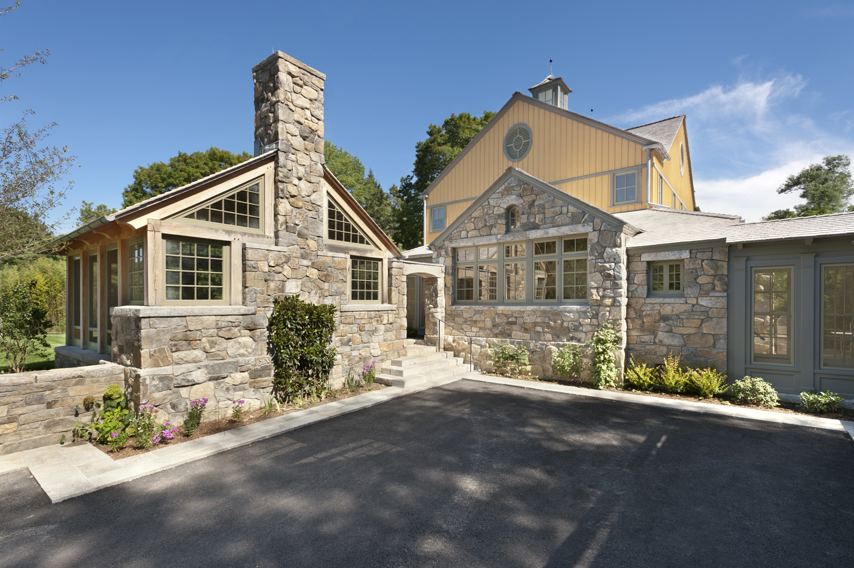 Luxury renovation in Redding, CT   Davenport Contracting
