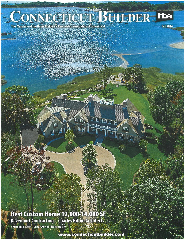 CT Home Builder Magazine Fall 2014