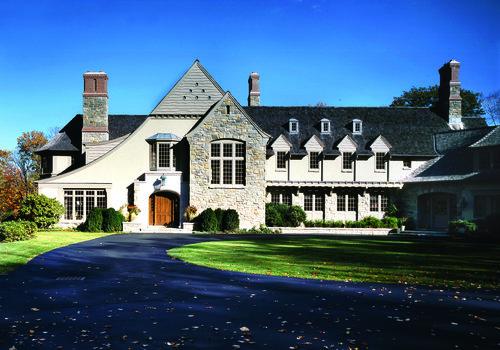 Tudor-stone-shingle- new-construction-greenwich-ct-exterior-w
