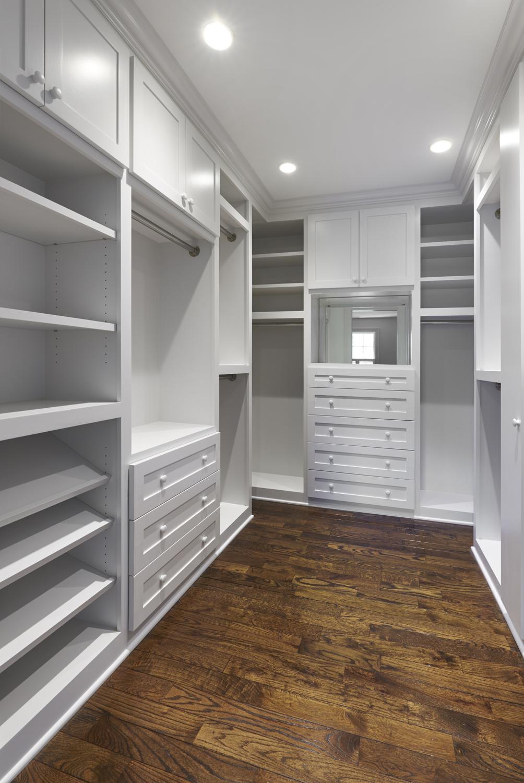 Walk In Closet, Greenwich, CT