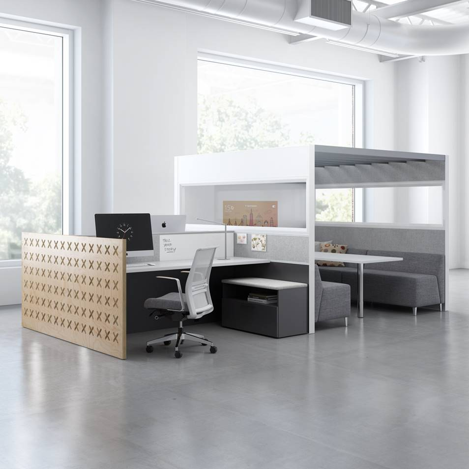 Kimball Open Workspace