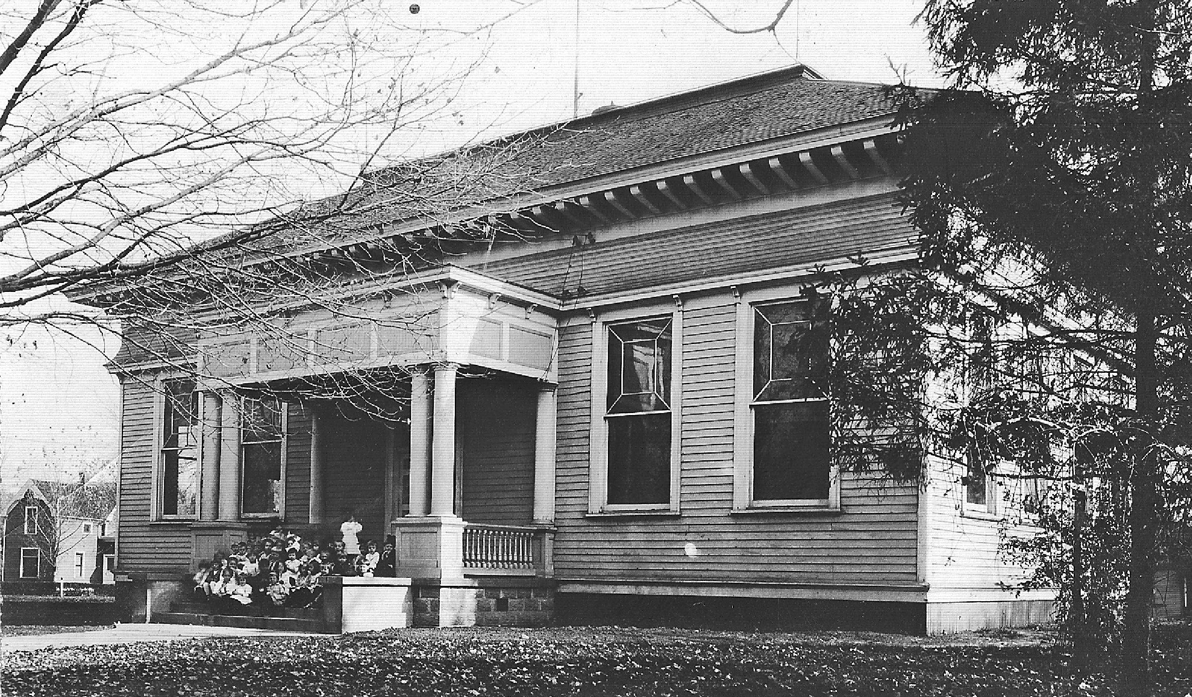 Leclaire School House