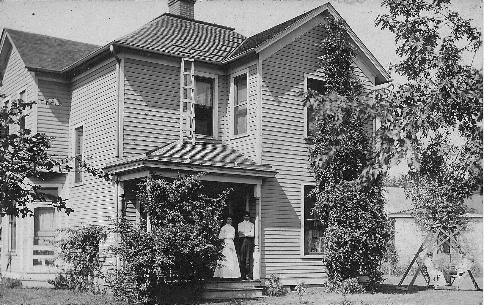 Moorman Sr. House
