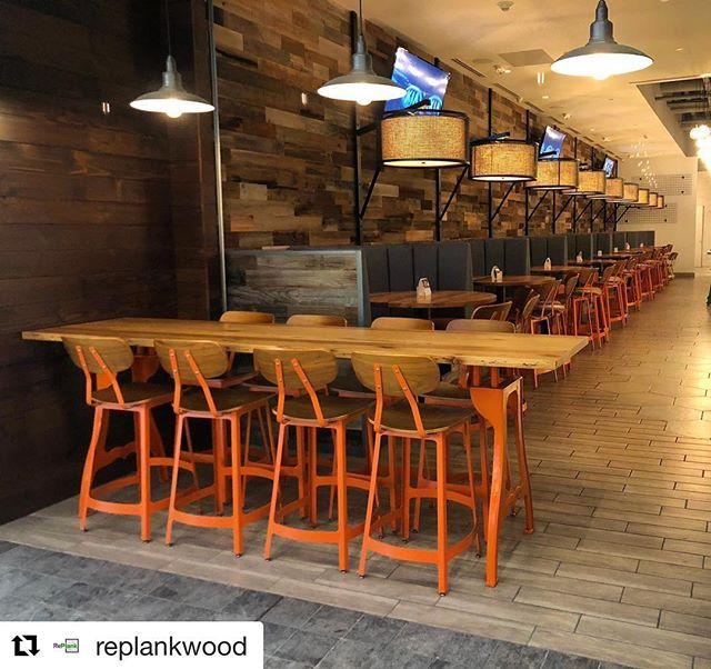 #Repost @replankwood with @get_repost ・・・ RePlank - Interior - Natural - #replankwood #premiumreclaimedplanks