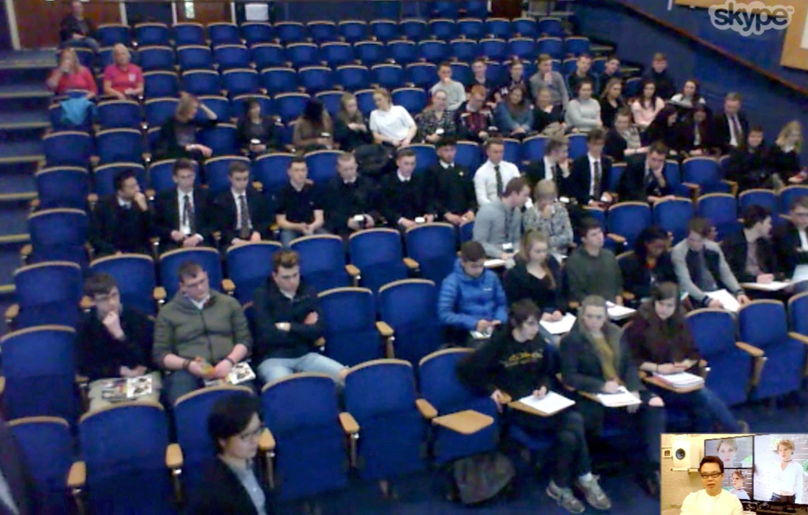 Glyndwr University, UK