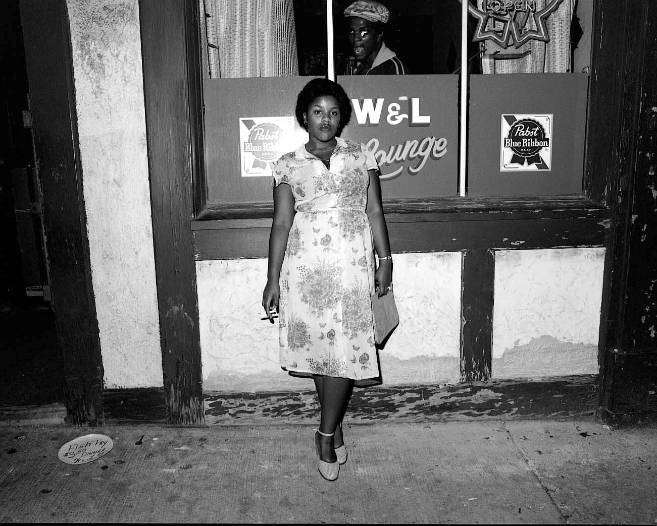 Woman outside W&L.jpg
