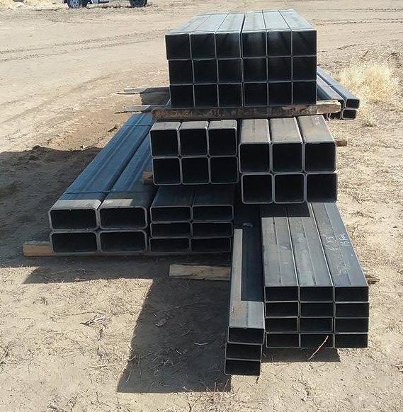 Steel Square Tubing