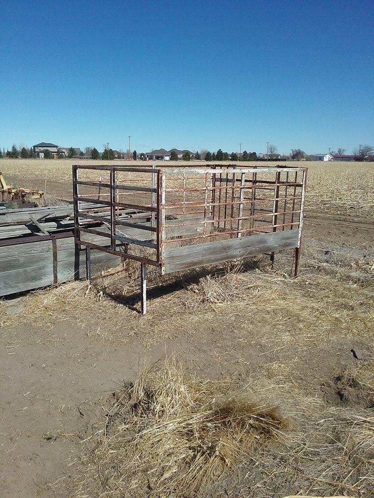 Stock racks