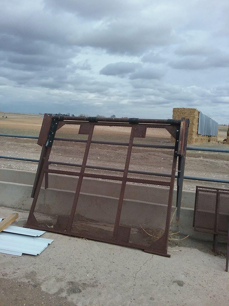 end gate for 30' Freuhaf