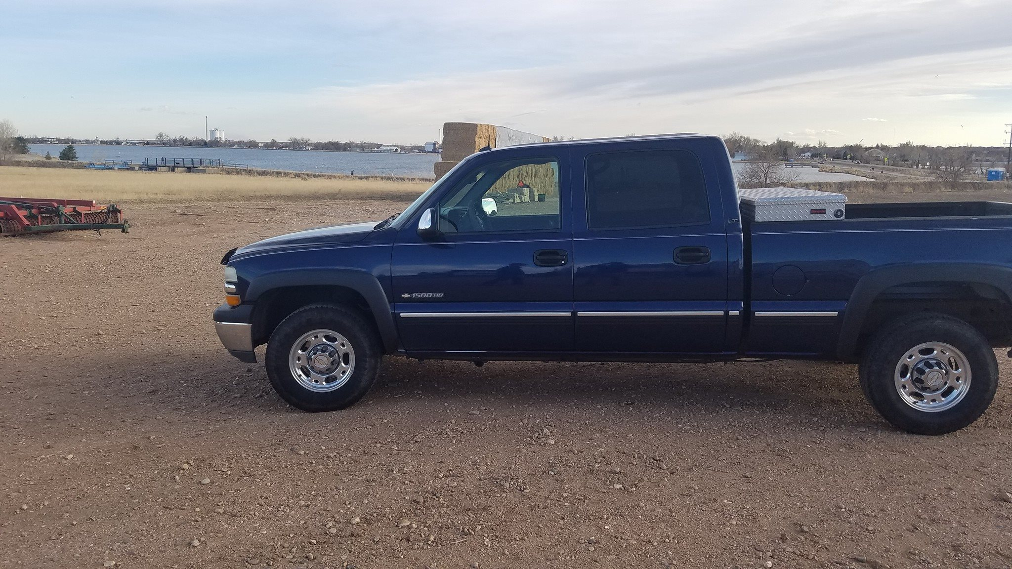 2002 Chevy 1500