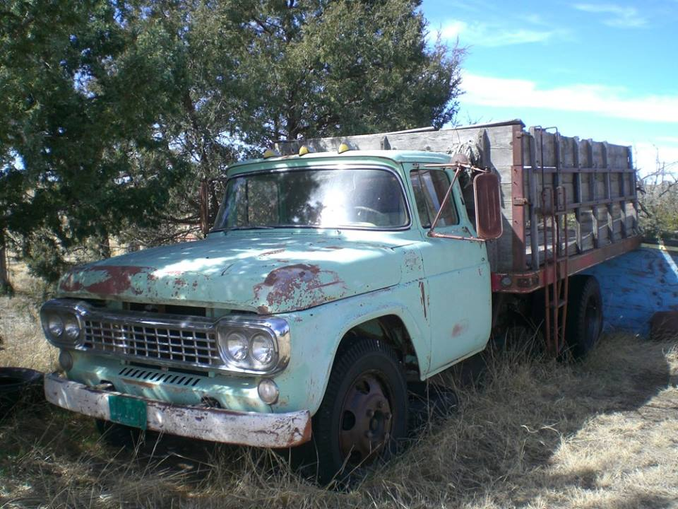1962 Ford F-600