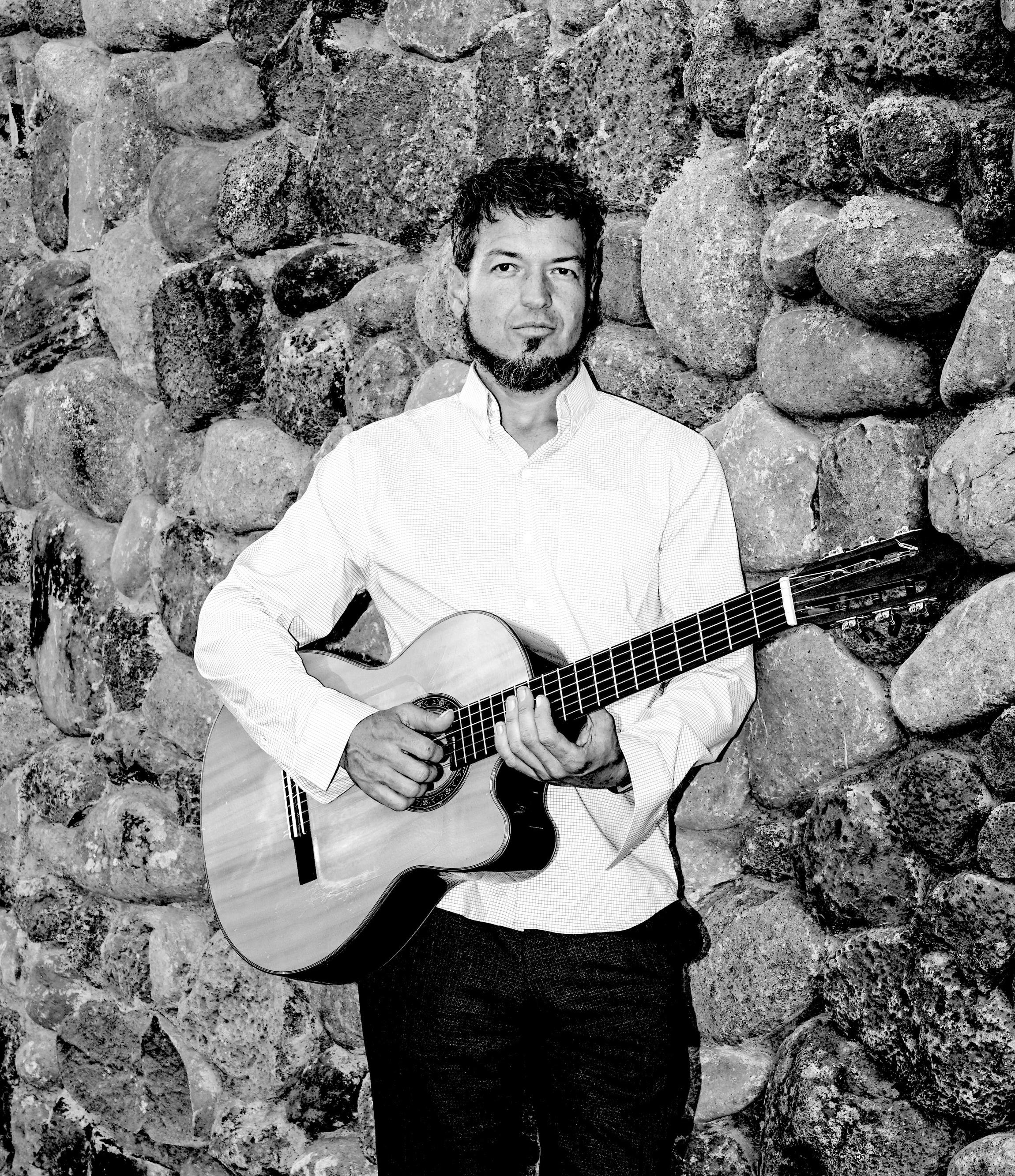 Daniel Fries - Daniel Fries (Bass) Although his mother's recent