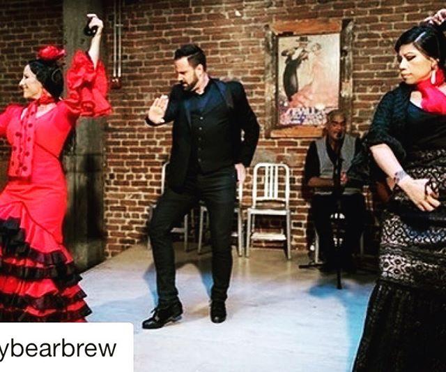 Next ThirstyBear Flamenco show September 1st! Sets at 7:30 & 8:30. #sffdc #sfflamenco