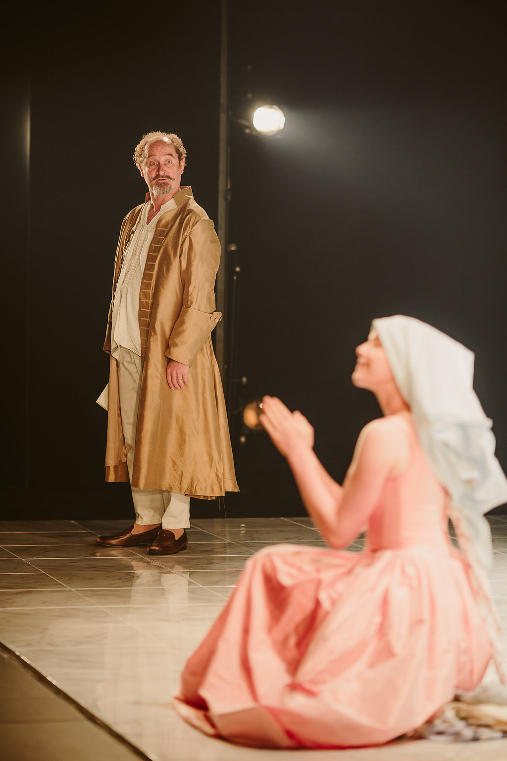 Tartuffe,  State theatre Company of SA  &  Brink Productions , Adelaide 2016