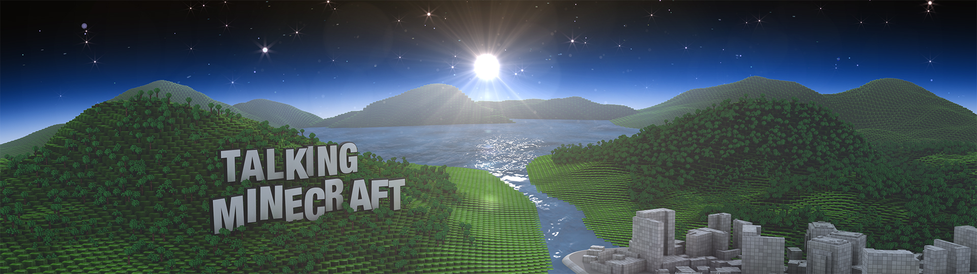 Talking Minecraft on Fusion
