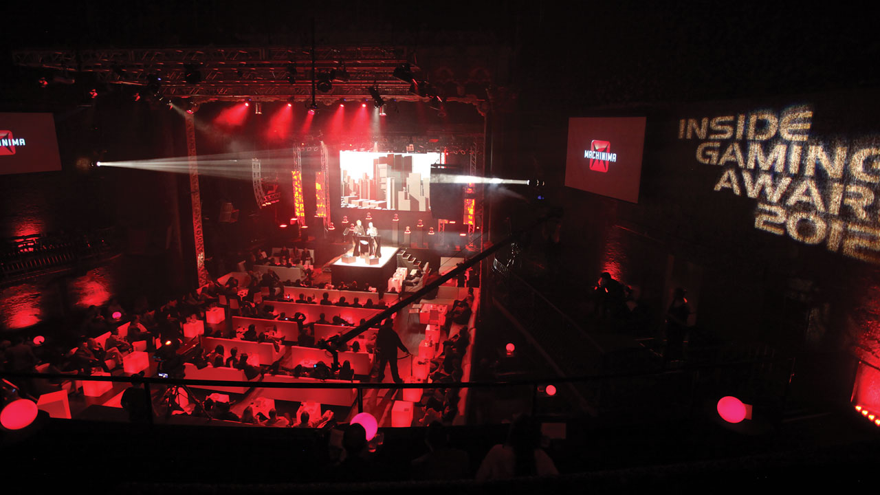 Machinima<strong>Inside Gaming Awards 2012</strong><a href=/machinima>More</a>