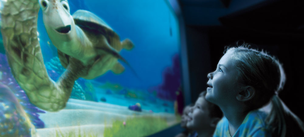 Disney | Pixar<strong>Turtle Talk</strong><a href=/turtle-talk>More</a>