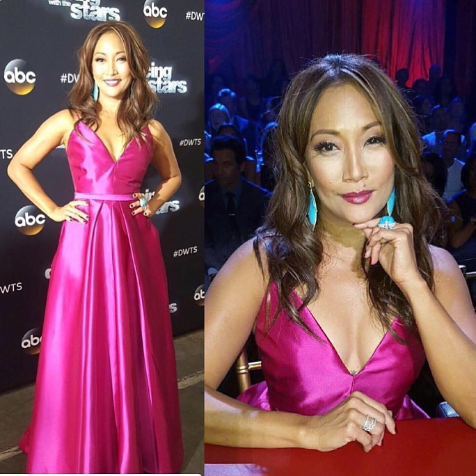 Carrie Ann Inaba in Jared Lehr