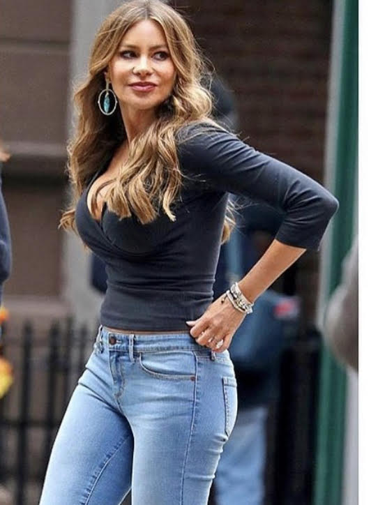 Sofia Vergara in Jared Lehr