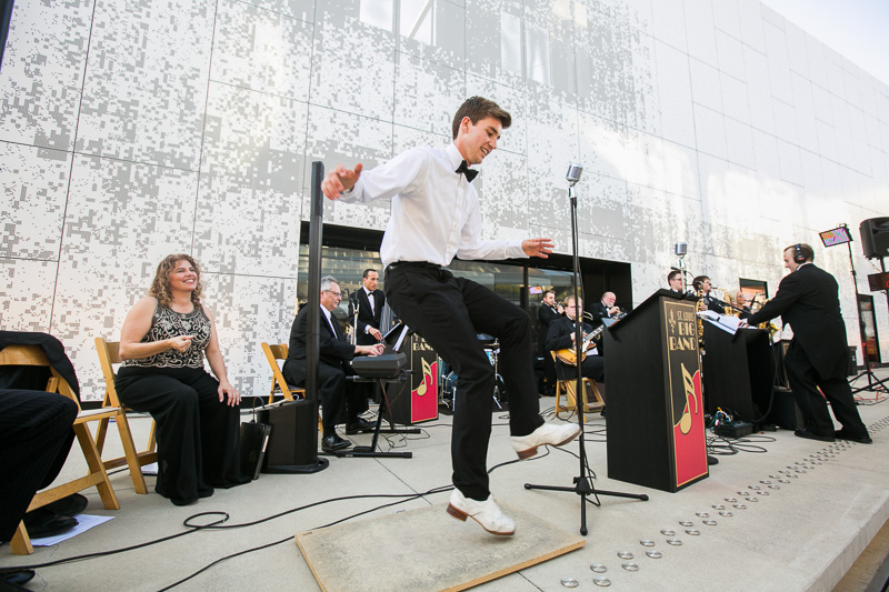 Tommy the Tap Dancer - Channel 9 Gala with Ken Burns - St. Louis, MO