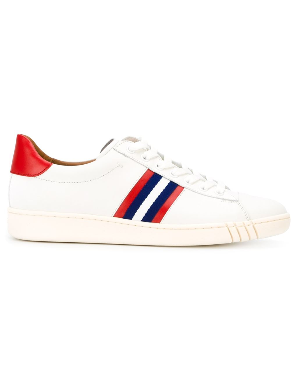 Bally Wiolet Sneakers