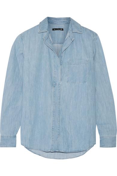 Rag & Bone / Leeds denim shirt