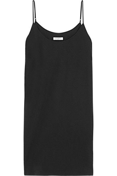 Equipment / Prue silk mini dress