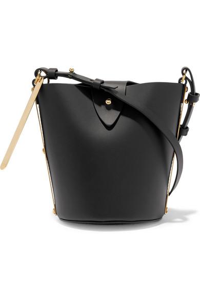 Sophie Hulme / Barnsbury leather shoulder bag