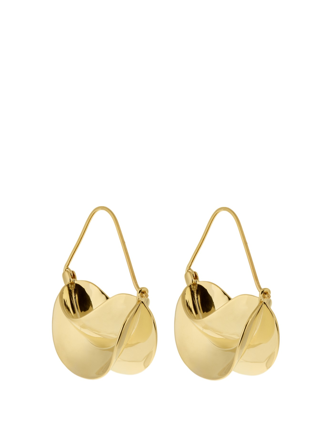 Anissa Kermiche 'Gold-Plated Earrings'
