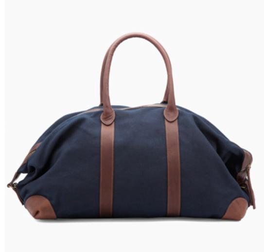 Cuyana / Overnight bag � DNAMAG.co