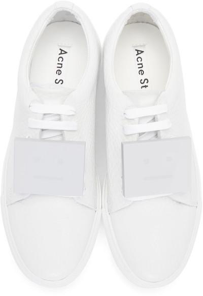 Acne Studios / Adriana Sneakers � DNAMAG.co