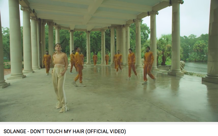"Watch ""Don't Touch My Hair"" video by Solange"